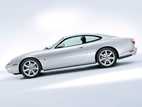 Attractive 2005 Jaguar Xk