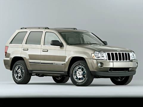 2005 Jeep Grand Cherokee Limited Sport Utility 4D  photo