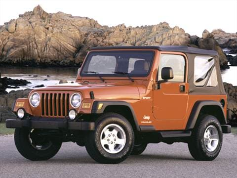 2005 Jeep Wrangler SE Sport Utility 2D  photo