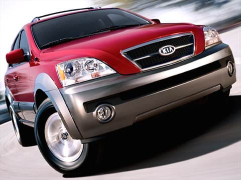2005 kia sorento pricing ratings reviews kelley. Black Bedroom Furniture Sets. Home Design Ideas