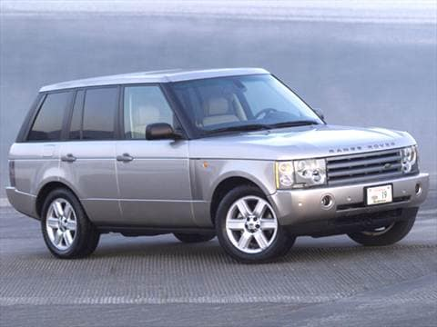 2005 Land Rover Range Rover HSE Sport Utility 4D  photo