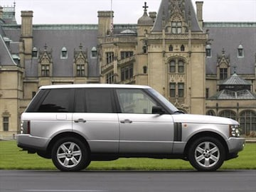 2005 land rover range rover hse owners manual