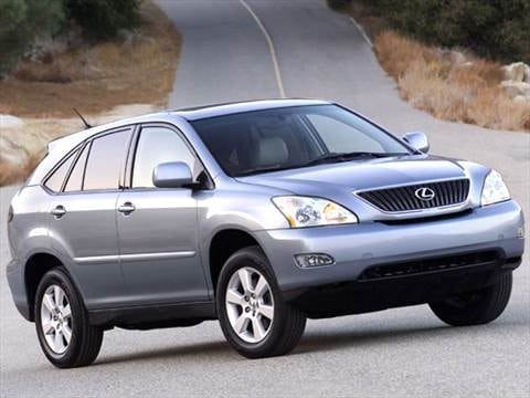 2005 lexus rx pricing ratings reviews kelley blue book. Black Bedroom Furniture Sets. Home Design Ideas