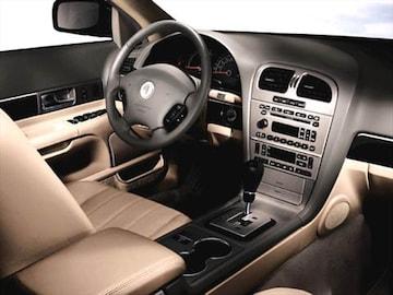2005 Lincoln Ls Interior