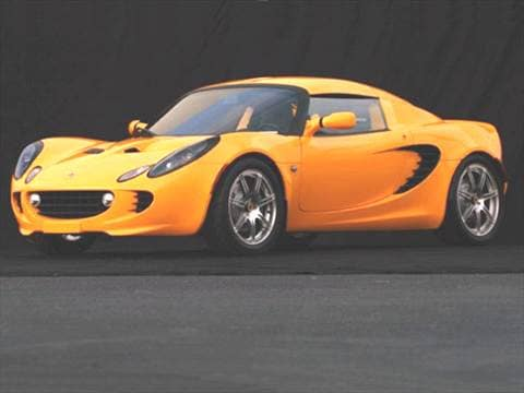 2005 lotus elise pricing ratings reviews kelley. Black Bedroom Furniture Sets. Home Design Ideas
