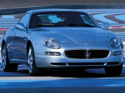 2005 Maserati Coupe   Pricing, Ratings & Reviews   Kelley Blue Book