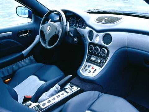 2005 maserati gransport Interior