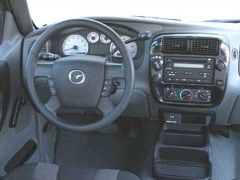 2005 mazda b series extended cab Interior
