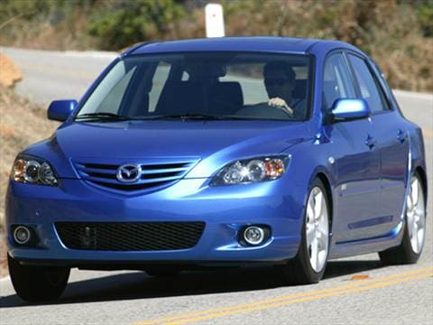 2005 mazda mazda3 s hatchback 4d pictures and videos. Black Bedroom Furniture Sets. Home Design Ideas