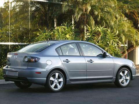 2005 mazda3 sedan