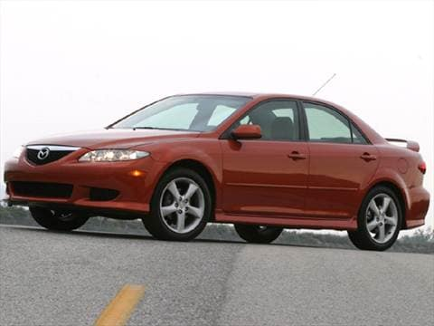 2005 mazda mazda6 pricing ratings reviews kelley. Black Bedroom Furniture Sets. Home Design Ideas
