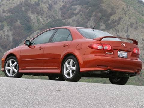 ... 2005 Mazda Mazda6 Exterior ...