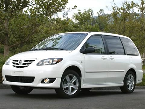 2005 mazda mpv pricing ratings reviews kelley blue book. Black Bedroom Furniture Sets. Home Design Ideas