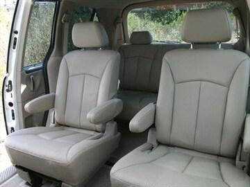 2005 Mazda Mpv Interior