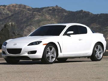 2005 mazda rx 8 pricing ratings reviews kelley blue. Black Bedroom Furniture Sets. Home Design Ideas