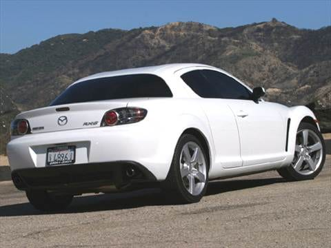2005 mazda rx 8 coupe 4d pictures and videos kelley blue. Black Bedroom Furniture Sets. Home Design Ideas
