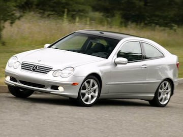 2005 Mercedes Benz C Class Pricing Ratings Reviews Kelley