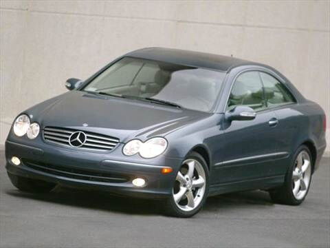 2005 mercedes benz clk class pricing ratings reviews for Mercedes benz blue book