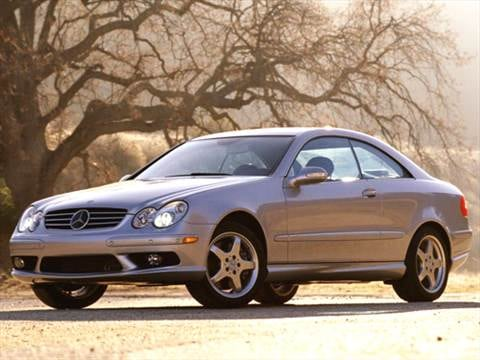 2005 mercedes benz clk class clk 55 amg coupe 2d pictures for Mercedes benz blue book