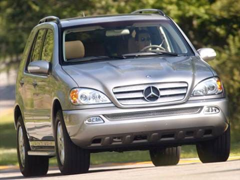 2005 mercedes benz m class pricing ratings reviews for 2005 mercedes benz suv for sale