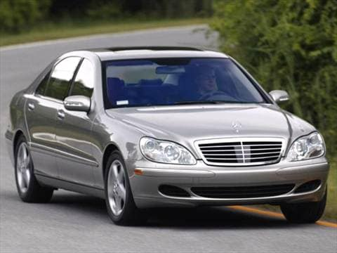 2005 Mercedes-Benz S-Class S430 Sedan 4D  photo