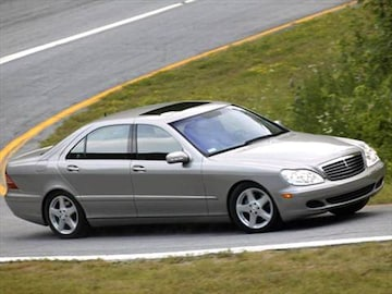 2005 Mercedes-Benz S-Class | Pricing, Ratings & Reviews ...