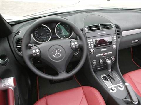 2005 Mercedes-Benz SLK-Class SLK350 Roadster 2D  photo