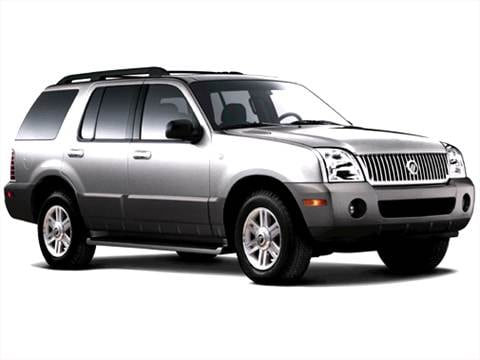 2005 mercury mountaineer pricing ratings reviews. Black Bedroom Furniture Sets. Home Design Ideas