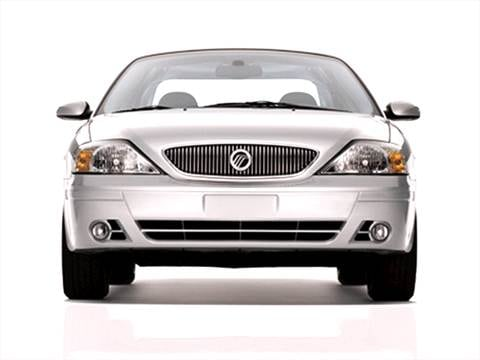 2005 mercury sable Exterior