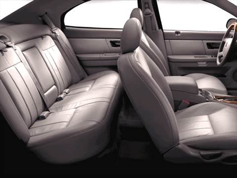 2005 mercury sable Interior