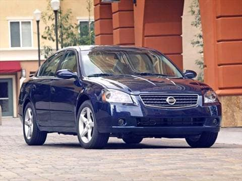 2005 Nissan Altima Pricing Ratings Reviews Kelley Blue Book