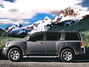 2005 Nissan Armada Pricing Ratings Reviews Kelley Blue Book