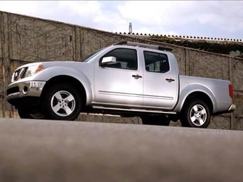 2005 Nissan Frontier Crew Cab Pricing Ratings Reviews Kelley