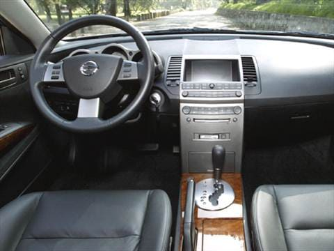 Great ... 2005 Nissan Maxima Interior ...