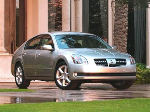 2005 Nissan Maxima Pricing Ratings Reviews Kelley Blue Book