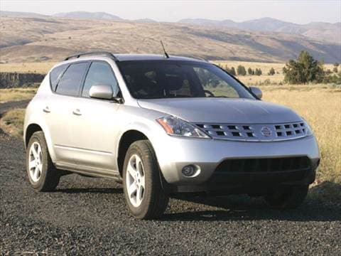 2005 Nissan Murano Pricing Ratings Amp Reviews Kelley