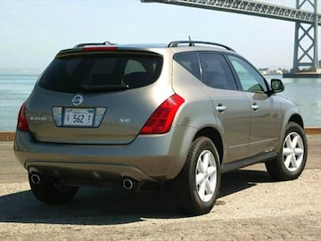 used img suv cvt awd murano nissan sl sale pricing edmunds for