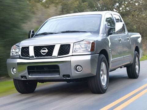 2005 Nissan Titan Crew Cab XE Pickup 4D 5 1/2 ft  photo