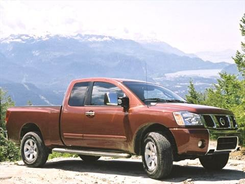 2005 Nissan Titan King Cab XE Pickup 4D 6 1/2 ft  photo