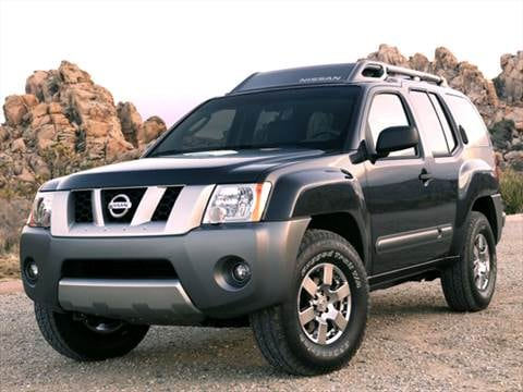2005 Nissan Xterra Off-Road Sport Utility 4D  photo