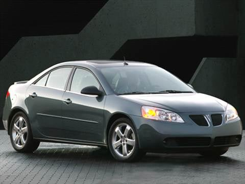 2005 pontiac g6 pricing ratings reviews kelley blue book. Black Bedroom Furniture Sets. Home Design Ideas
