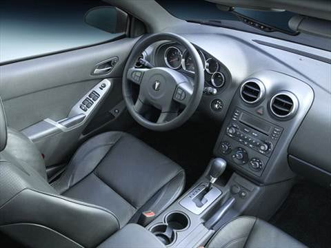 2005 pontiac grand am Interior