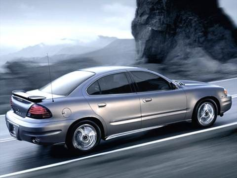 2005 pontiac grand am Exterior