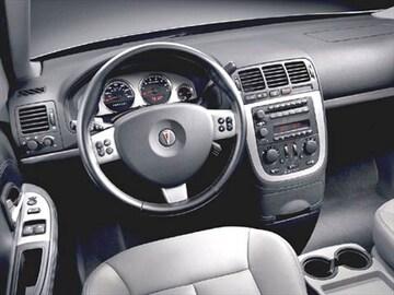 2005 Pontiac Montana Sv6 Interior