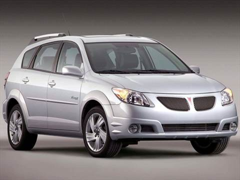 2005 pontiac vibe pricing ratings reviews kelley. Black Bedroom Furniture Sets. Home Design Ideas