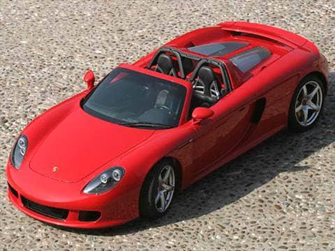 2005 Porsche Carrera Gt Pricing Ratings Reviews Kelley Blue Book