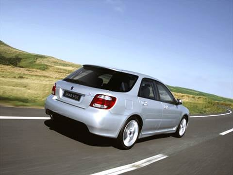 2005 saab 9 2x linear wagon 4d pictures and videos. Black Bedroom Furniture Sets. Home Design Ideas