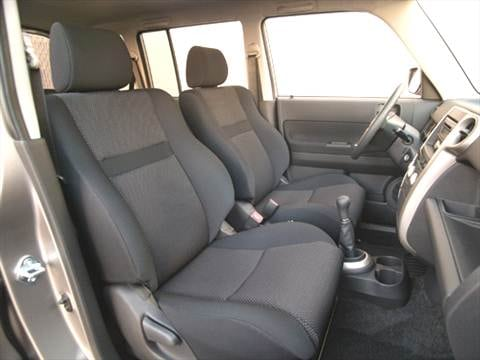 2005 scion xb Interior
