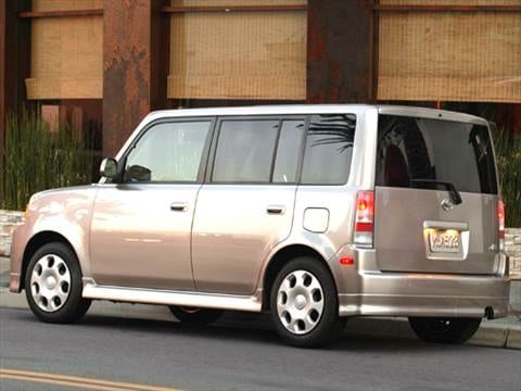 2005 scion xb Exterior