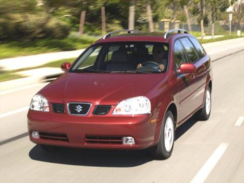 What Is The Value Price Of  Suzuki Forenza